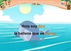Tic b   http://recursosauladeapoyo.blogspot.com.es/2012/12/rimas-para-aprender-las-letras.html http://didactalia.net/comunidad/materialeducativo/recurso/letra-b-bea-la-ballena-que-se-marea-proyecto-medus/661b7482-09a0-4130-95f0-40e50e441abd
