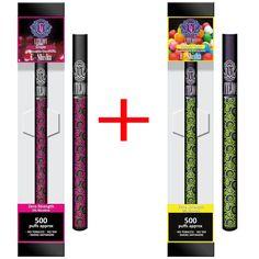 E shisha pens (E Hookah) flavour Buy one Get one offer; Blueberry, Bubblegum, Double Apple, Grape and Grape & Mint E Shisha. Our single piece disposable e shisha are ready to use straight from the pack. #eshisha