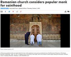 Îl exportăm pe Arsenie Boca? Vestea despre canonizare, în Washington Post și San Francisco Gate - Romanii din strainatate - stiri despre diaspora romaneasca