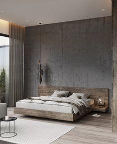 Master Bedroom Interior, Modern Master Bedroom, Room Design Bedroom, Bedroom Furniture Design, Modern Bedroom Design, Bedroom Layouts, Home Room Design, Contemporary Bedroom, Minimalist Bedroom