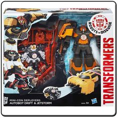 TRANSFORMERS MINICON DEPLOYERS ASST Listing in the Other,Toys & Hobbies Category on eBid United Kingdom | 150510341