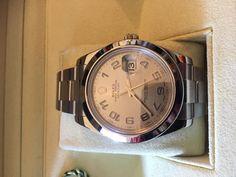 Rolex date just 2 Parfait, Rolex Date, Omega Watch, Rolex Watches, Gentleman, Luxury Fashion, Accessories, Gentleman Style, Men Styles