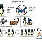 "This is a songboard that I created to teach ""Penguin March"" to the tune of ""Military March - Sound Off."" I've used it in several modalities includi..."