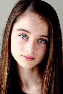 Brown hair, blue eyes