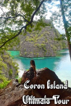 The Ultimate Tour was the last one when I visited Coron. However, I fully enjoyed it because I had the opportunity to see the most beautiful panorama in the . Palawan, Coron Island, Travel Videos, Enjoy It, Philippines, Most Beautiful, Tours, Water, Outdoor