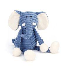 Cordy Roy Baby Elefant Kuscheltier von Jellycat - Bonuspunkte sammeln, auf Rechnung bestellen, DHL Blitzlieferung!