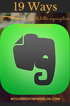 How to improve #productivity #organization and #blogging tips. Click to see how. #Evernote #Travel Mycurrentnewsblog.com