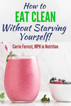 Learn how to eat clean and improve your health without starving yourself. This post includes tons of tips for how to make healthy food taste delicious, while also nourishing and supporting your optimal health. Proper Nutrition, Nutrition Tips, Diet And Nutrition, Diet Tips, Clean Eating Diet, Clean Eating Recipes, After School, Healthy Foods To Eat, Healthy Recipes