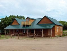 Calamus Outfitters hunting lodge