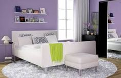 Charmant 225 Best Purple Bedroom Ideas Images On Pinterest In 2018 | Purple Rooms, Bedroom  Ideas And Violet Bedroom Walls