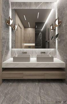 Amazing DIY Bathroom Ideas, Bathroom Decor, Bathroom Remodel and Bathroom Projects to help inspire your bathroom dreams and goals. Diy Bathroom, Bathroom Toilets, Master Bathroom, Bathroom Lighting, Bathroom Ideas, Bathroom Organization, Bathroom Mirrors, Plum Bathroom, Colorful Bathroom