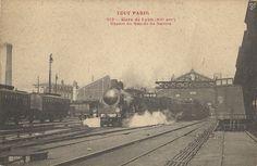 La Gare de Lyon (départ du Rapide de Savoie   Paris Unplugged
