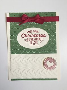 Christmas Love by KatrinaBina08 - Cards and Paper Crafts at Splitcoaststampers