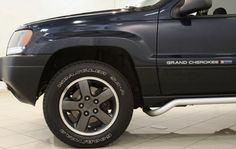 2004 Jeep Grand Cherokee Tire Size | Car Tires Ideas