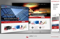 Sotermica - novo website 3.0