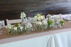 Flores silvestres para una boda campestre