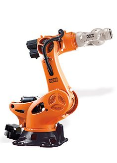 KUKA offers the right industrial robot for every task – with a range of different payload capacities, reaches and special variants. Industrial Robots, Industrial Machine, Mechanical Arm, Mechanical Design, Arduino, Real Robots, Robots Robots, Robotic Automation, Clumping Cat Litter