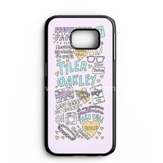 Tyler Oakley Quotes Samsung Galaxy Note 7 Case | aneend