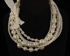 Pearls..Pearls...And More Pearls..... Perfect!