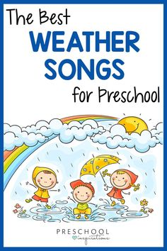 Weather Songs for Kids