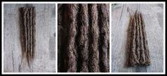 natural brown dreads