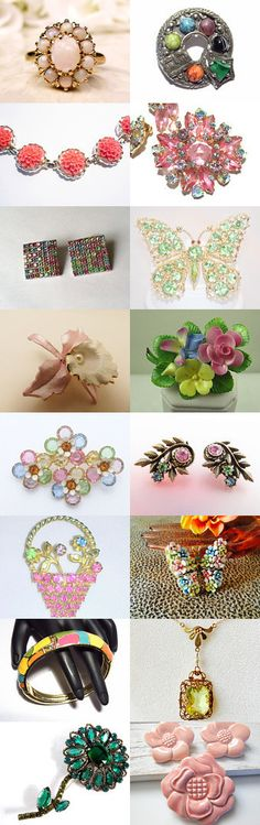 So Ready For Spring by Linda on Etsy--Pinned+with+TreasuryPin.com