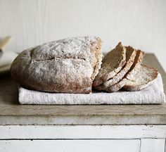 It's true that making sourdough is a project that takes time but it's always time well spent. This easy version gets going quicker than traditional recipes.