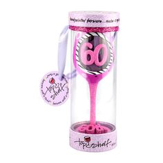 You'll love the 60th Birthday Wine Glass at Wayfair - Great Deals on all Kitchen & Dining products with Free Shipping on most stuff, even the big stuff.