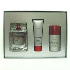 Estuche promocional del #perfume para hombre The One Sport de #DolceGabbana