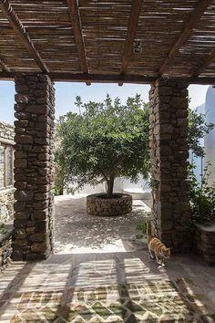 Mykonos, Mykonos Luxury Villas, Luxury Villa Yvette Photos Gallery