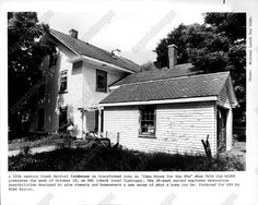 This Old House Greek Revival Farmhouse 1982 Press Photo | eBay.