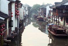 Suzhou Water Town Tours from Shanghai