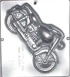 Motorcycle Chocolate Candy Mold 306 -- Read more reviews of the product by visiting the link on the image.