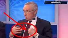 Shocking Video: Harry Reid Just Accidentally Revealed His Stunning Disrespect For Americans