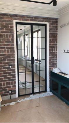 Двери в стиле лофт - межкомнатные двери из стекла и стали; Дизаййнерские двери лофт на заказ от производителя в Москве; Гаражные Двери, Мебель, Домашний Декор