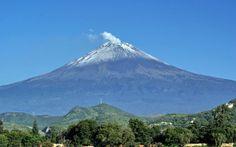 Mexico Volcano Popocatepetl | Puebla Popocatepetl Volcano Mexico photos, wallpapers