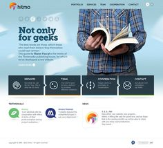 hitmo - hittin' the web by hitmo , via Behance