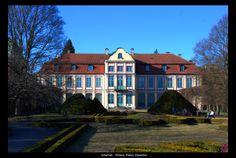 Gdańsk - Oliwa, Pałac Opatow