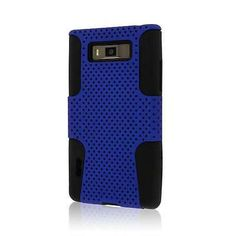 #Mpero fusion m series #protective case for lg venice / splendor #us730 - blue,  View more on the LINK: 	http://www.zeppy.io/product/gb/2/162121007113/