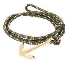 Anchor Survival Para-cord Bracelet [7 VARIANTS ]
