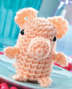 9 Pictures That Will Get You Crocheting Tonight | pocket pig pal