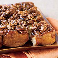 34 Luscious Apple Recipes including...Apple-Pecan Breakfast Buns