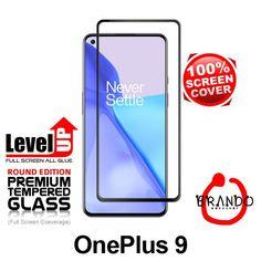 Brando Workshop Full Screen Coverage Glass Protector (OnePlus 9) - Black Phone Screen Protector, Glass Protector, Usb Gadgets, Workshop, Black, Atelier, Black People, Work Shop Garage