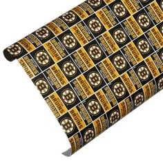 NHL Boston Bruins Team Gift Wrap by Forever Collectibles. $3.18. Forever Collectibles offers a full line of 100 per officially licensed team merchandise. We offer a complete line of home decor, garden decor, novelty, apparel, tech accessories and seasonal items.