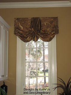 valances design ideas pictures remodel and decor page 307 - Valance Design Ideas