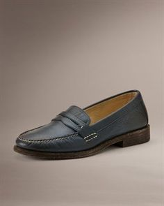 Otis Penny by Frye.  Love the classic style