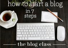 How to start a blog from start to finish; including how to make money; 85 videos spread over 4 weeks through e-mail; cost $300.  Looks good with great reviews.