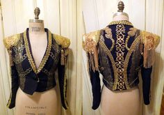 DIY - spanish matador costume