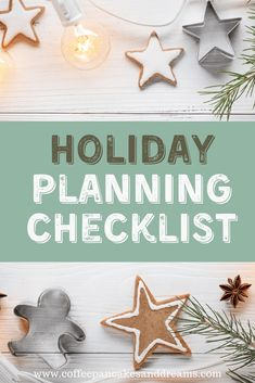 Christmas Planning Checklist #holiday #organization #mom Christmas Holidays, Christmas Cards, Christmas Decorations, Hostess Gifts, Holiday Gifts, Tween Boy Gifts, Christmas Planning, Christmas Activities For Kids, Fun Events