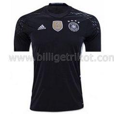 Deutschland Torwart trikot 2016 €18,90!!Günstige Fußball Trikots